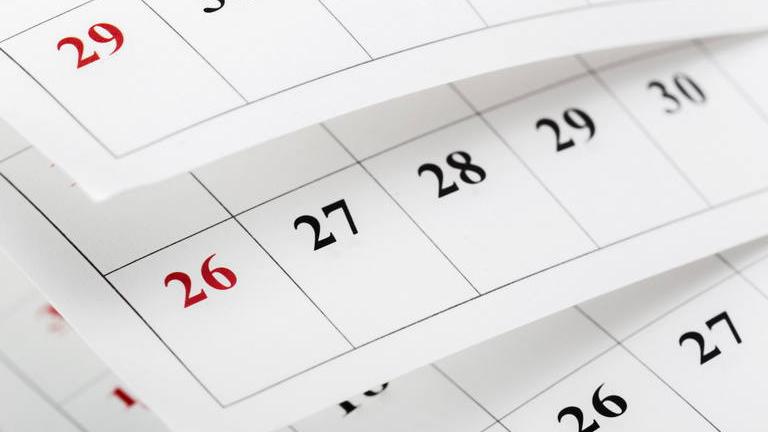 Digitaler Terminkalender