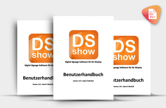 DSSHOW - Digital Signage Software - PDF