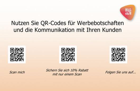 DSSHOW - Digital Signage Software - QR-Code